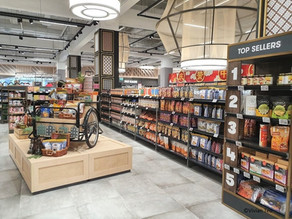 8 fun things to check out with your kids at the new NTUC FairPrice hypermarket at VivoCity