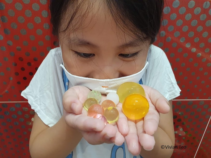 water babies beads singapore kids activities fun home