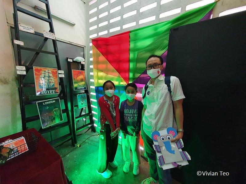 andsoforth junior around the world 80 days Singapore children kids activities holiday book workshop