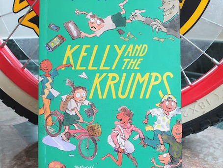READ & REVIEWED: Kelly and the Krumps by Ken Kwek