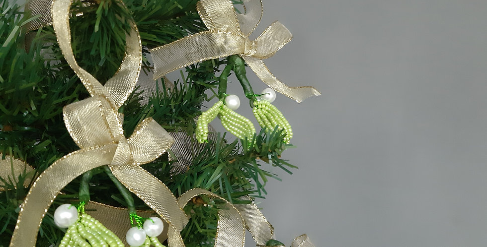 Hanging Mistletoe Decoration