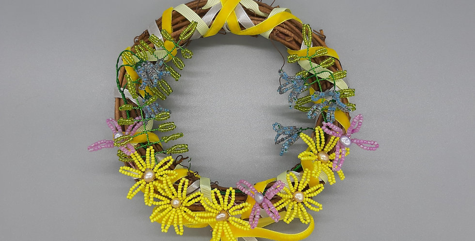 Spring Mini Wreath