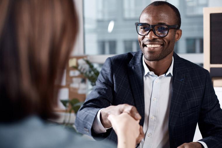 close-job-interview