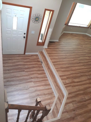 Entry way Flooring
