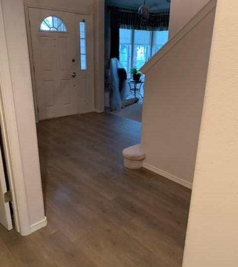 Flooring Entryway