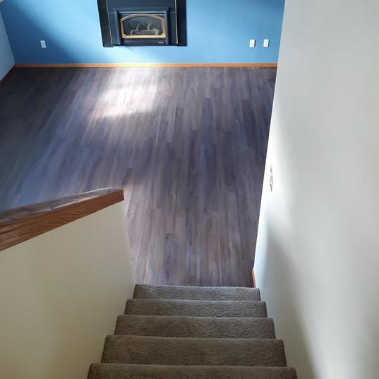 Room Stairs Flooring