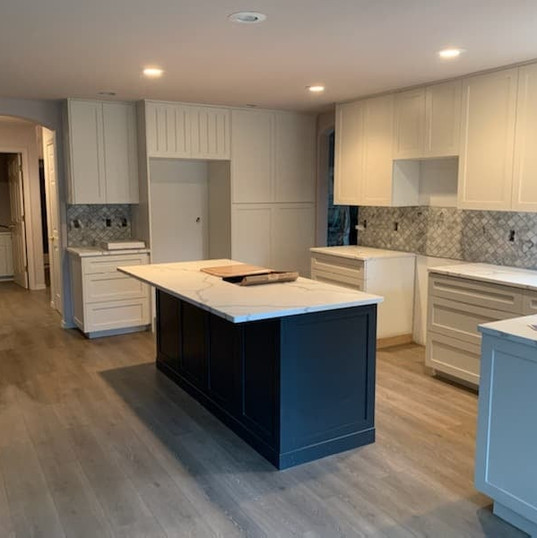 Full Kitchen Remodel Contractor
