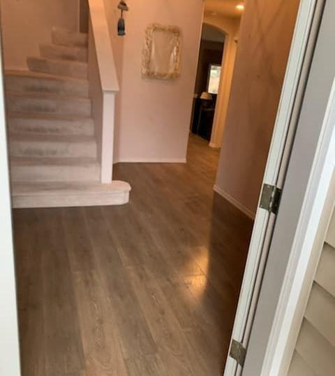 Hall Flooring Entryway