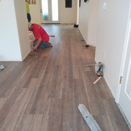 Installing Floor Boards