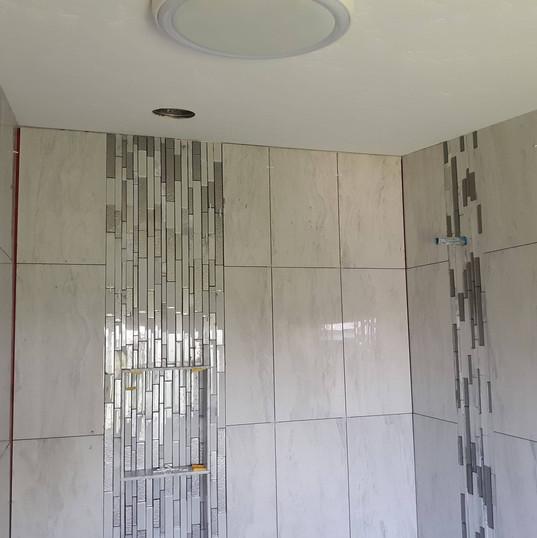 Beautiful Bath Tile