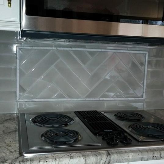 Backsplash Installation