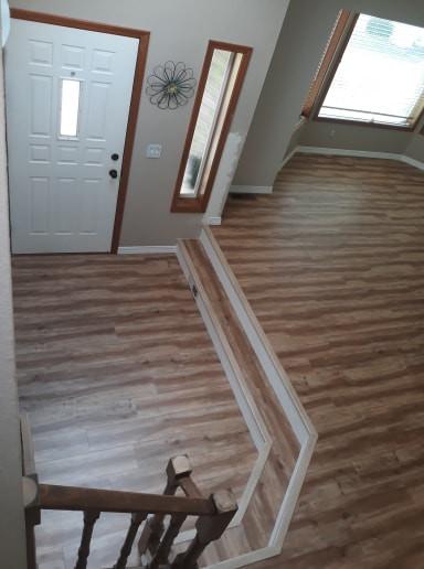 Entry Flooring
