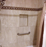 Bath Enclosure Tile