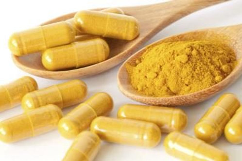 120 x Turmeric And Black Pepper Capsules 800mg * Vegan,100% Organic*