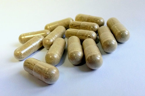 200 x Organic Hemp Protein Powder Capsules 800mg Vegetarian