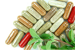 herbal capsules supplements
