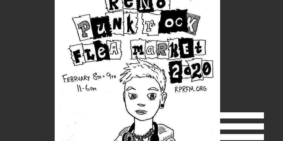 RENO PUNK ROCK FLEA MARKET 2020