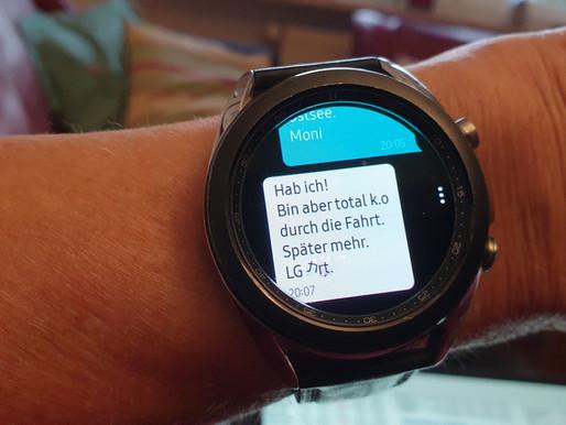 SMS – Antwort auf Smartwatch