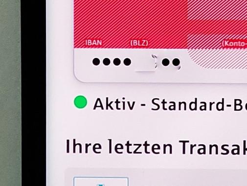 Kartenzahlung mit Smartphone –  normal für mich; im Geschäft unbekannt