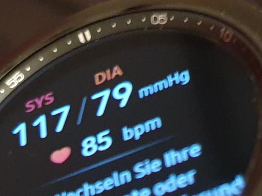Blutdruck: Messen mit der Smartwatch