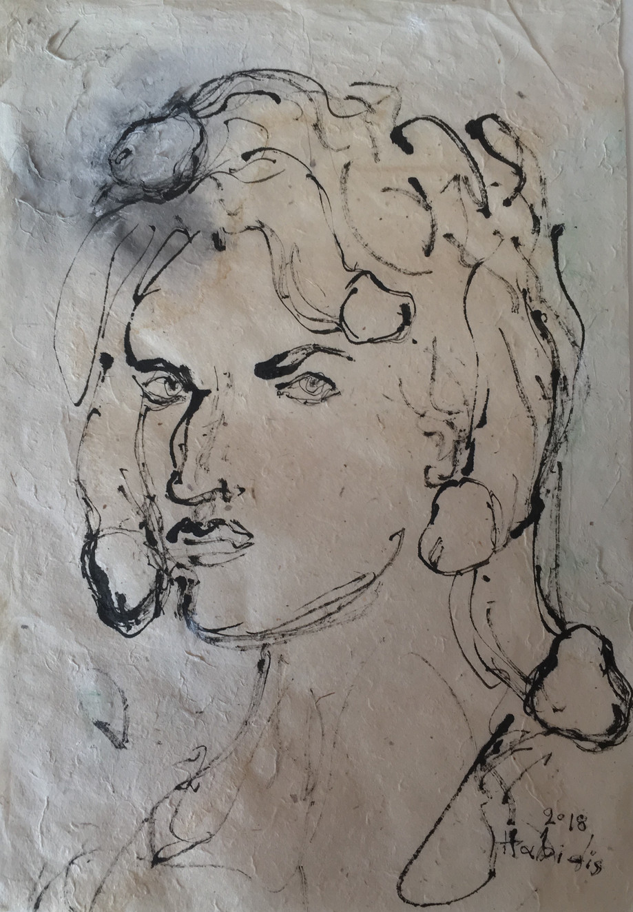 """Paradoxal Sleep"", Group Exhibition, Gallery Genesis, Athens"