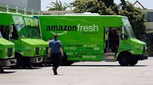 """Amazon buying Whole Foods...""""The news of the deal, which sent food retailers' stocks crashi"""
