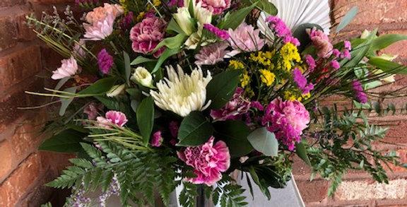 $100 Vase Arrangement