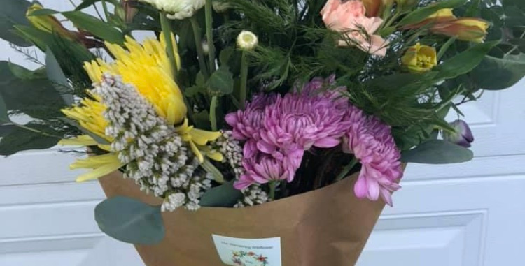 $25 Wrapped Bouquet