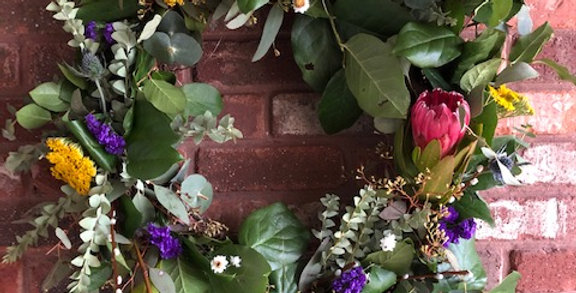 $60 Wreath