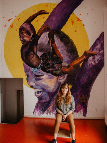 Mural:Volar