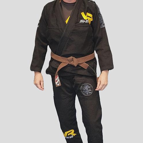 Ronin VR Jiu Jitsu Gi - Black