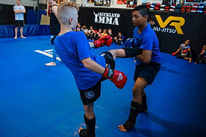 VR Jui Jitsu Auckland MMA Kids and Teens