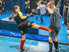 Auckland MMA - Teens UFC Martial Arts -