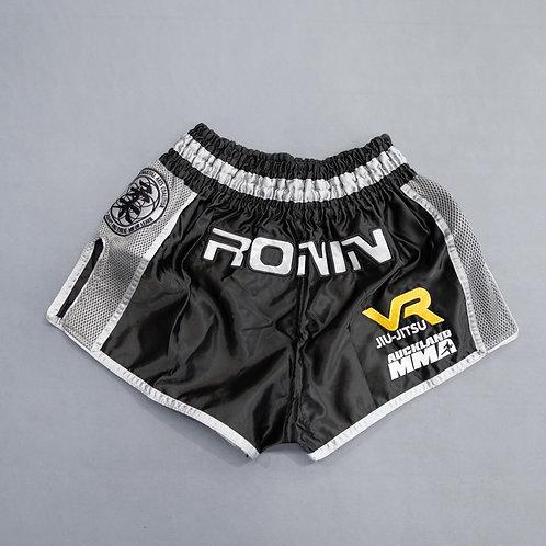 Ronin Auckland MMA Muay Thai Shorts