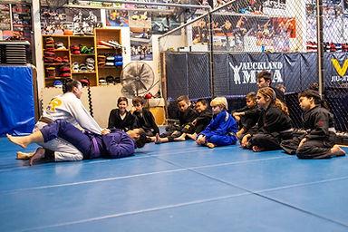 Serina teaching guard break.jpg