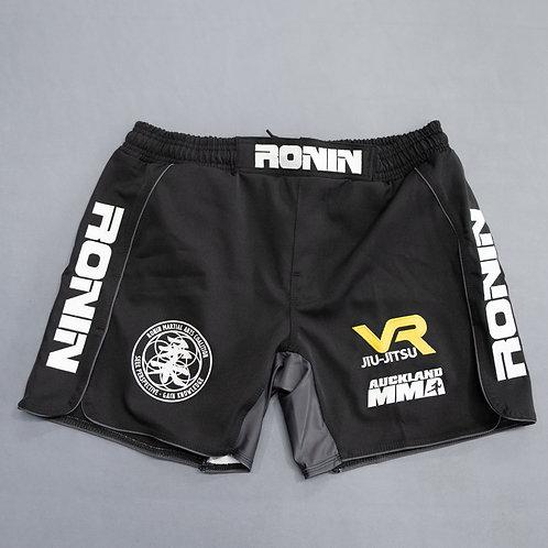Ronin Auckland MMA Shorts Black