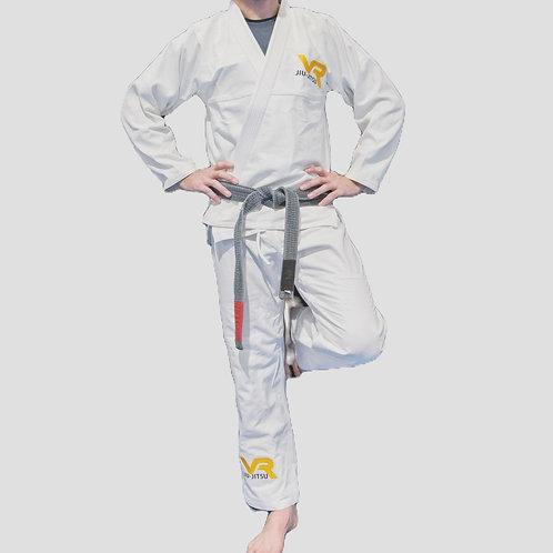 Adult Size VR Jiu Jitsu Gi - White