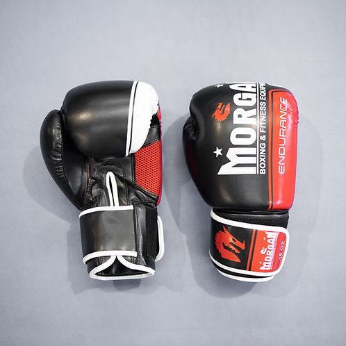 Morgan Endurance Synthetic Leather Boxing Gloves