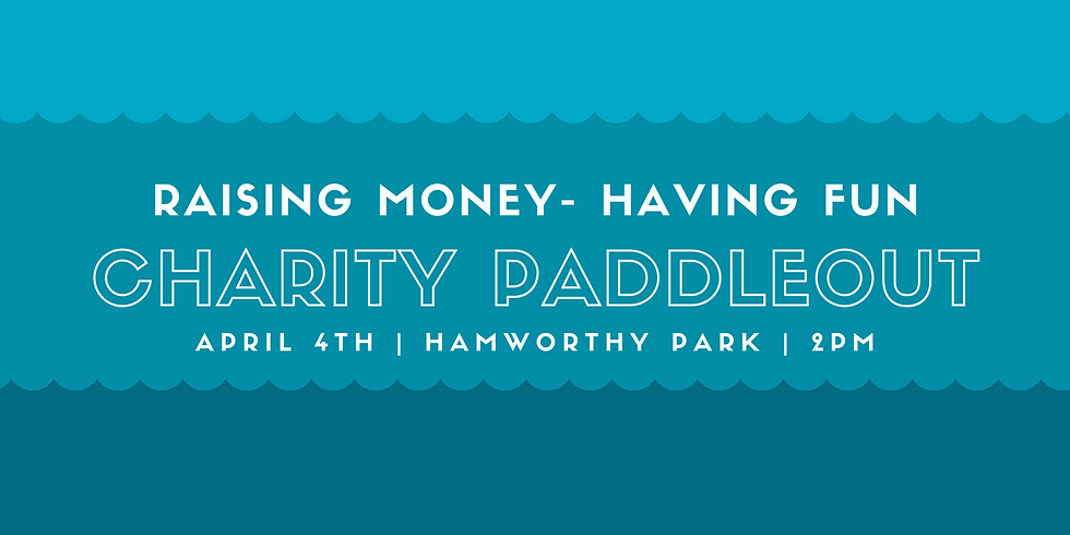 Charity Paddleout for Young Minds