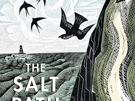 The Salt Path- Book review on the south west coastal path