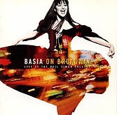Basia on Broadway album cover