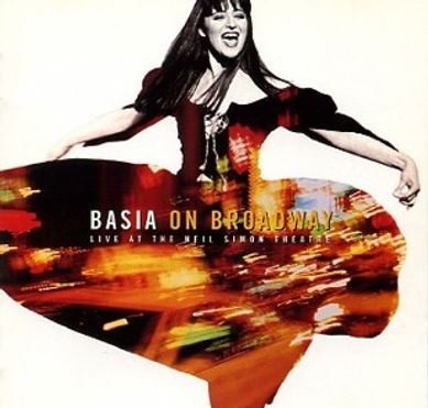 Basia on Broadway album cover