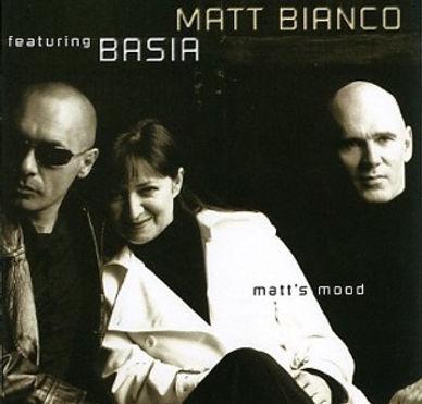 Matt's Mood album cover