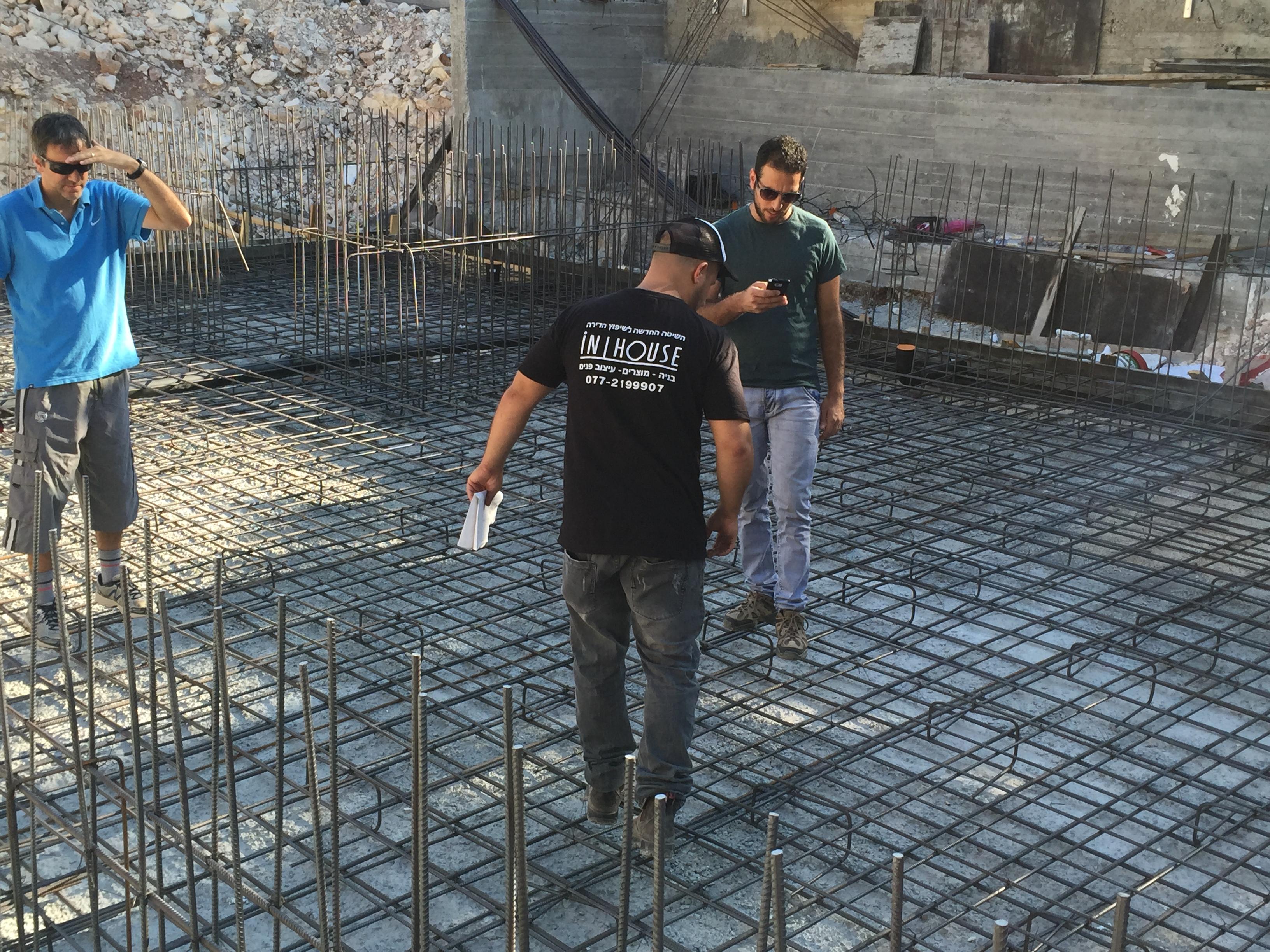 שיפוץ בניין בחיפה