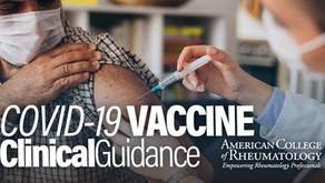 Otoimmün/İnflamatuar Romatizma Hastaları İçin 3. Doz COVID-19 Aşısı Olmak: Güncel ACR Önerileri
