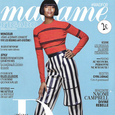 Madame figaro - 31 mars 2017 - Couvertur