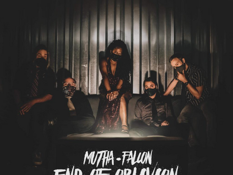 """New Single: """"End of Oblivion"""" by Mutha-Falcon"""