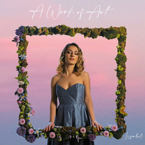 """New Album: """"A Work of Art"""" by Lisabel"""