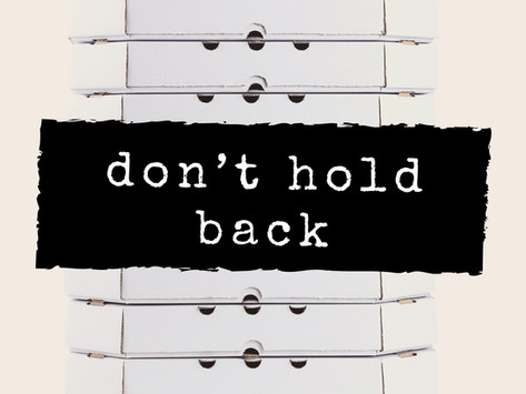 """New Single """"Don't Hold Back"""" by Last Minet"""