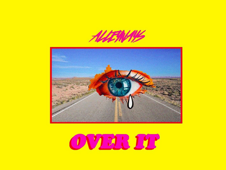 "New Single: ""Over it"" by ALLEYWAYS"